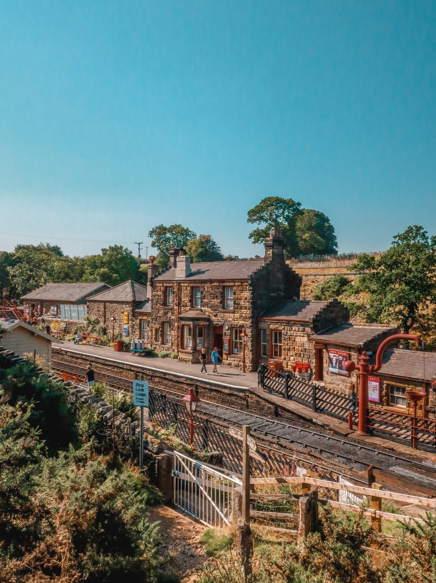 Goathland Railway Station | The Real Life Hogsmeade