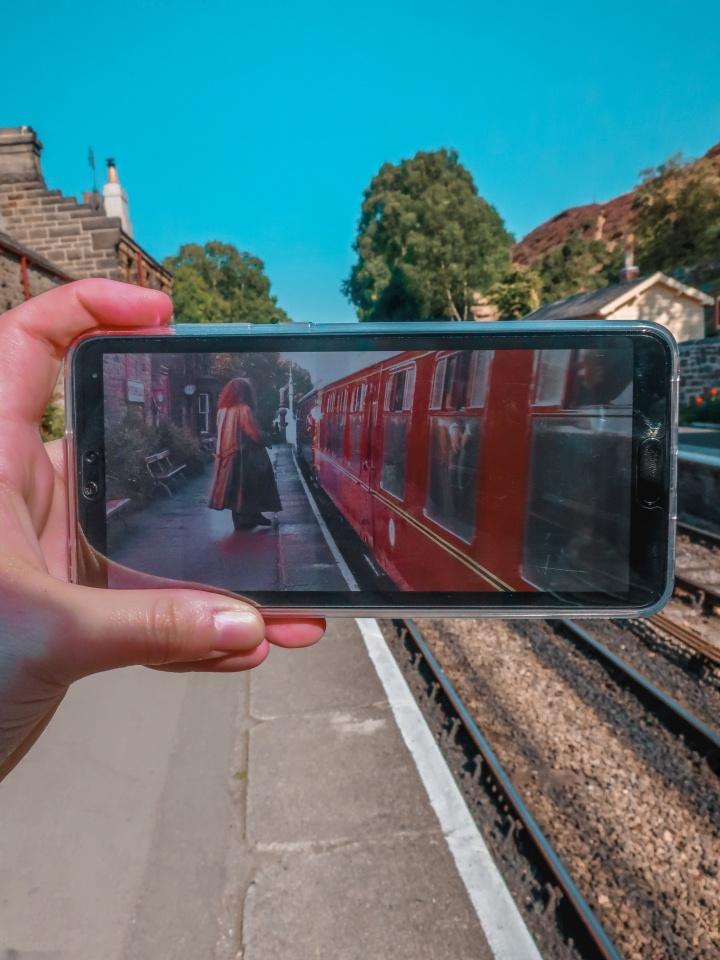 Harry Potter | Hogsmeade | Goathland Station