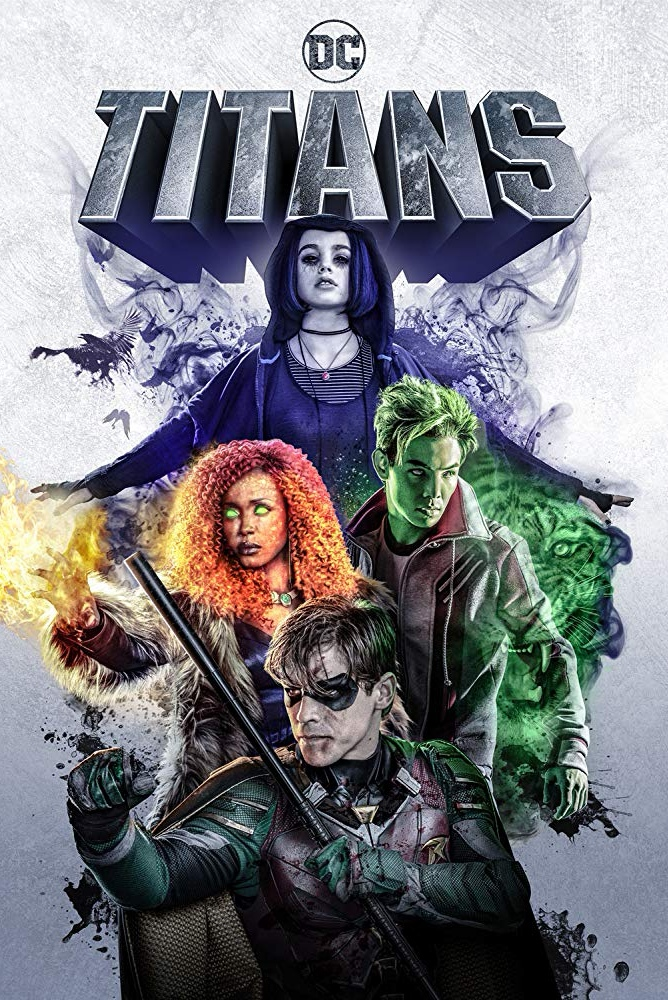 TV Shows October 2018 - Titans