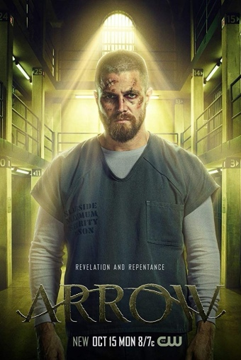 TV Shows October 2018 - Arrow