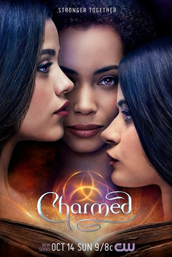TV Shows October 2018 - Charmed