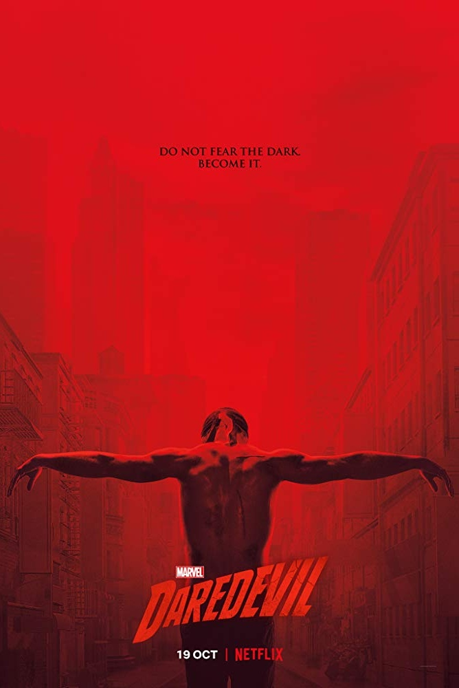TV Shows October 2018 - Daredevil