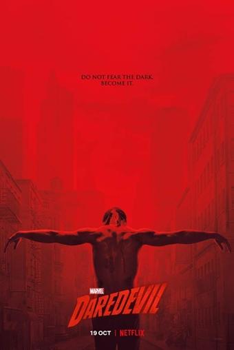 TV Shows October 2018 - Daredevil