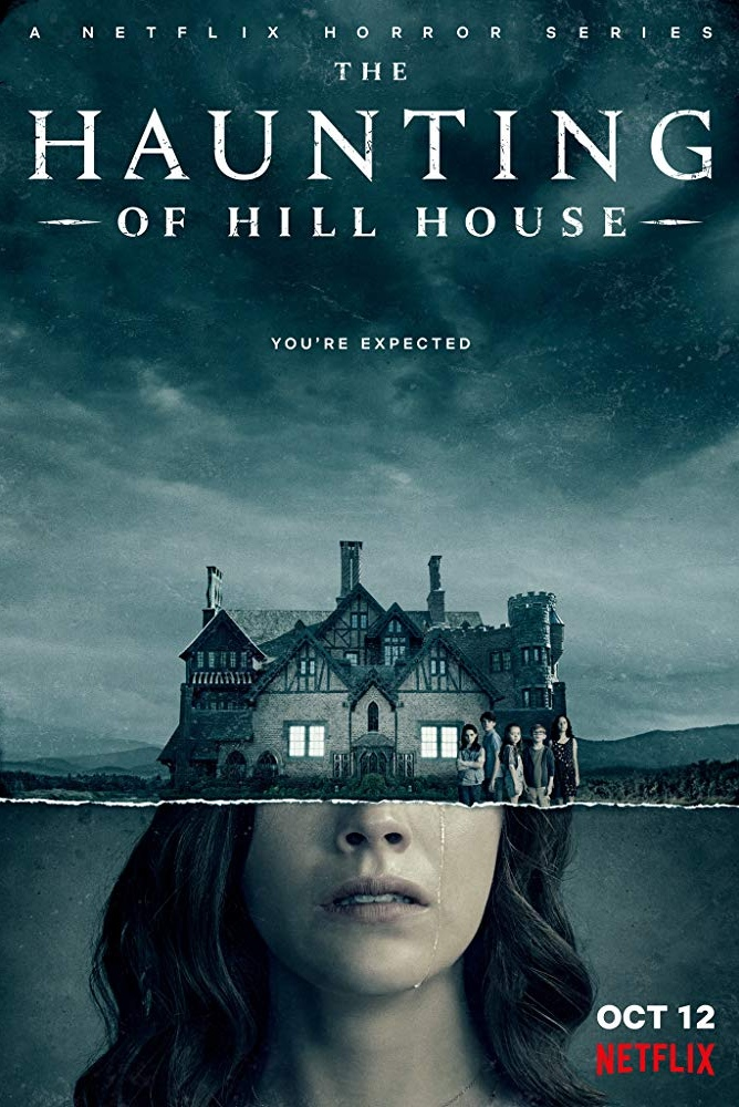TV Shows October 2018 - Haunting of Hill House