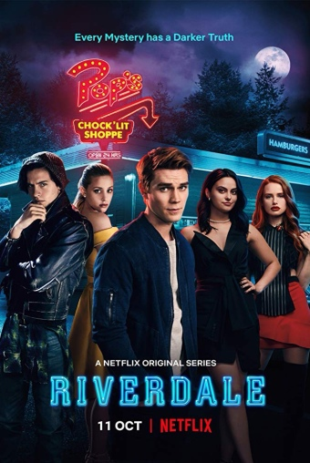 TV Shows October 2018 - Riverdale