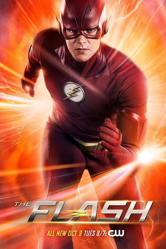 TV Shows October 2018 - The Flash
