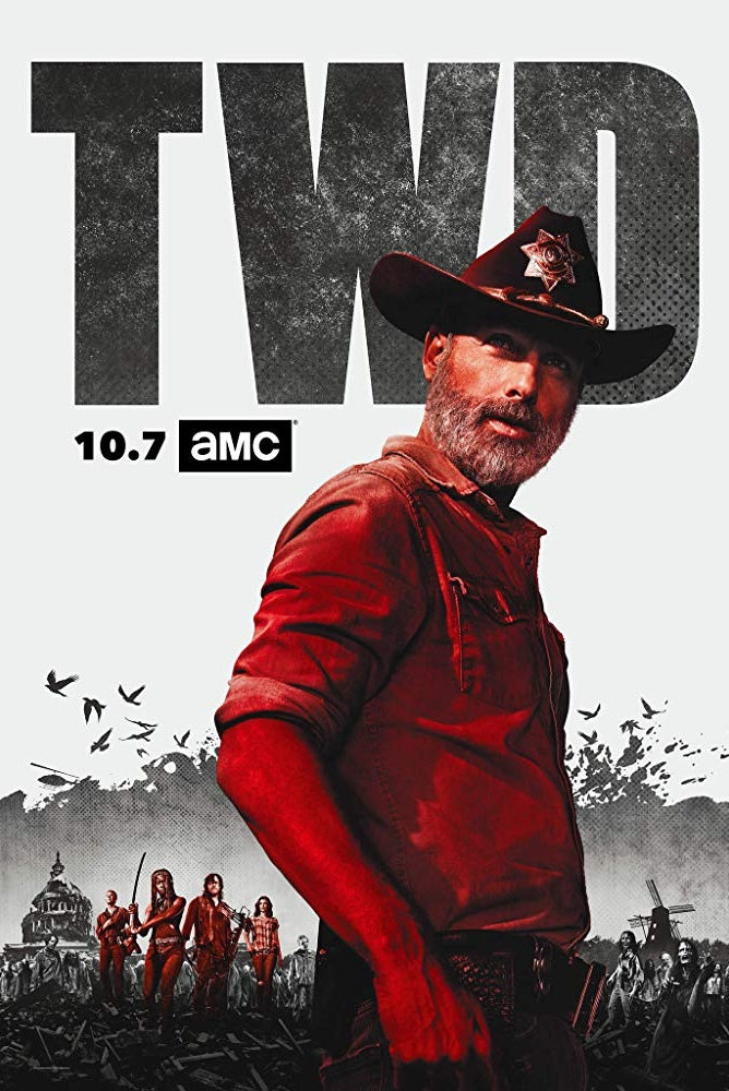 TV Shows October 2018 - The Walking Dead