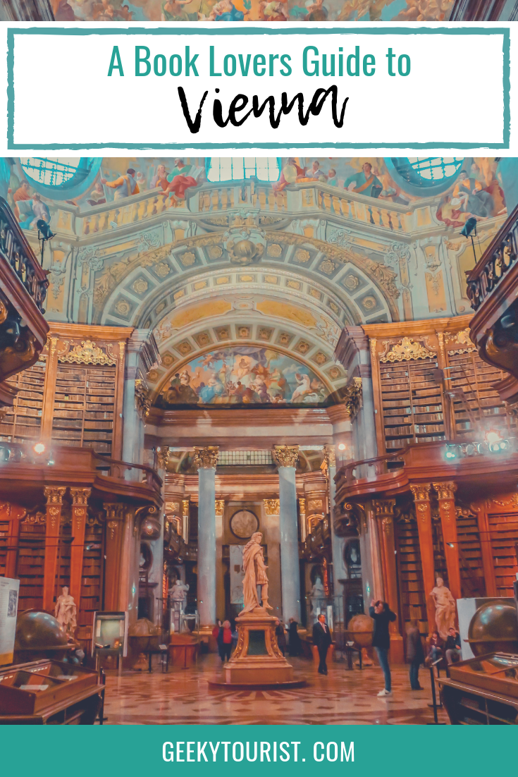 Literary Locations | A Book Lovers Guide to Vienna