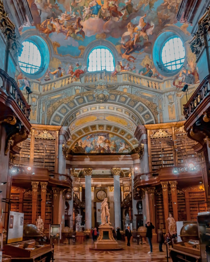 A Book Lovers Guide to Vienna | Austrian National Library