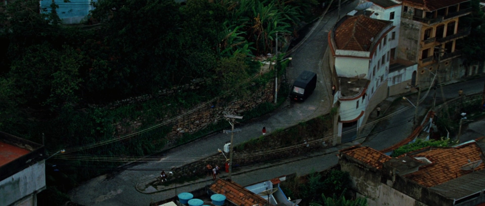 The Incredible Hulk Filming Locations | Rocinha Favela Street