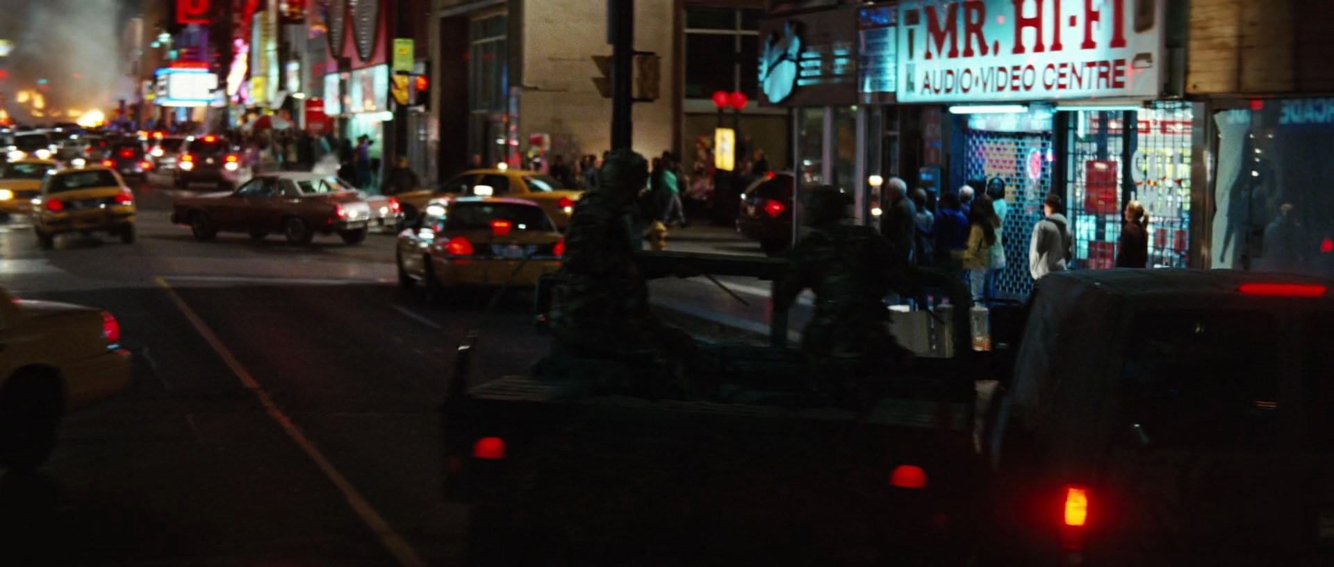 The Incredible Hulk Filming Locations | Harlem Street