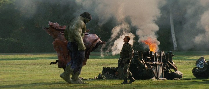 The Incredible Hulk Filming Locations | Culver University field, Virginia