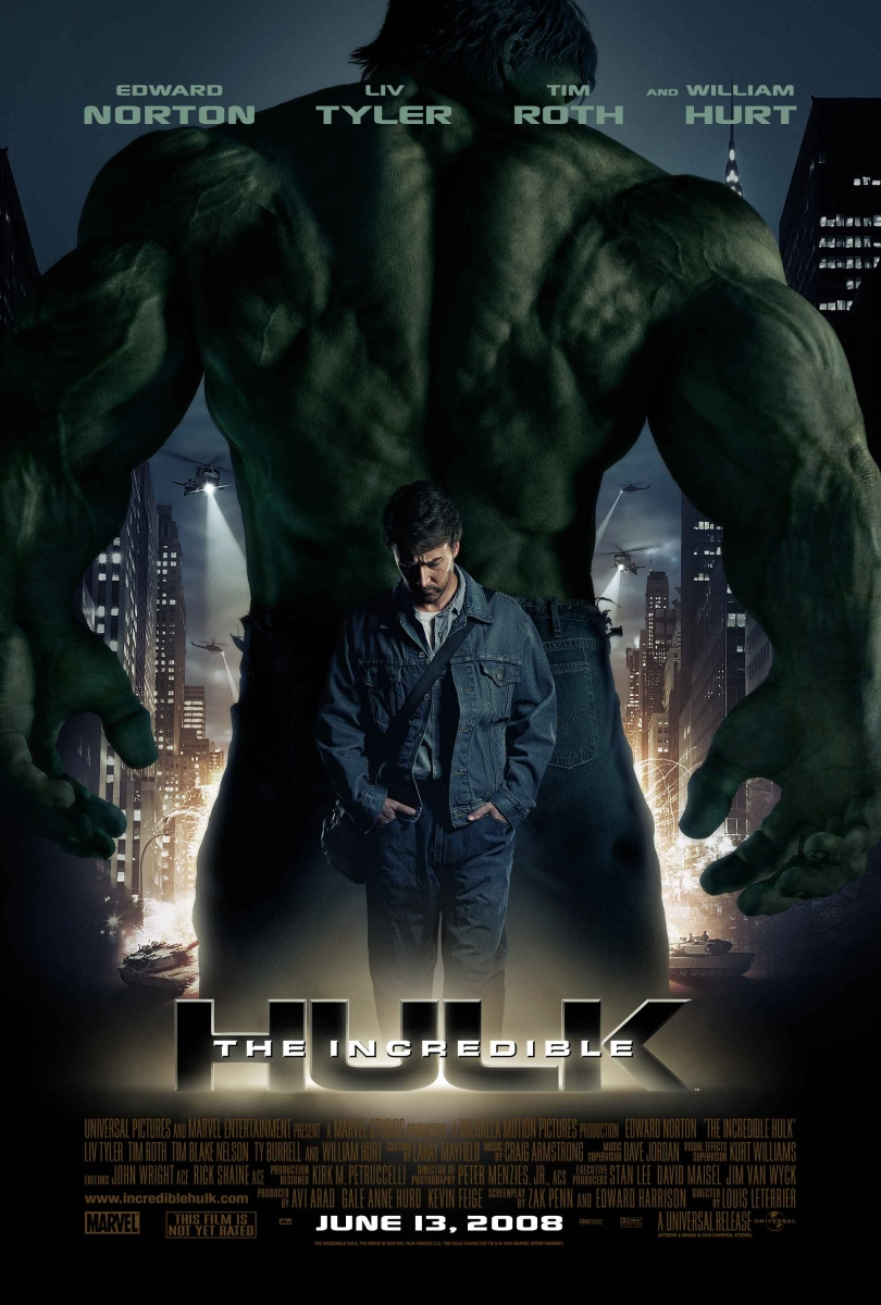 The Incredible Hulk Filming Locations