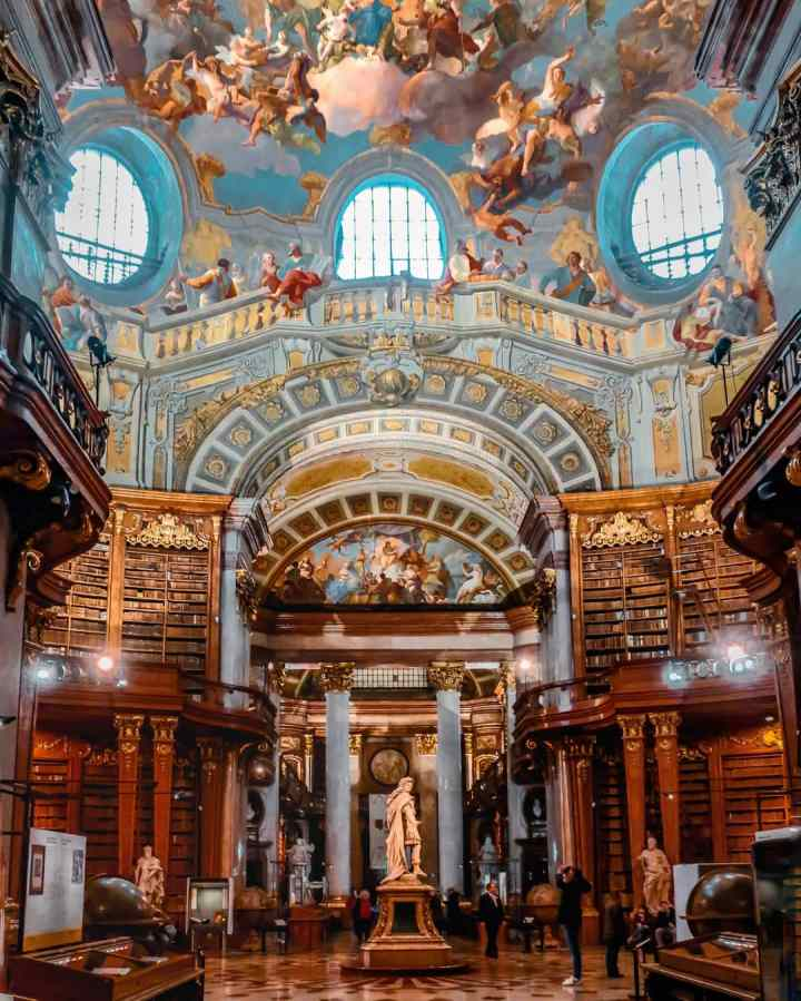 Best Geeky Moments of 2018 | Austrian National Library