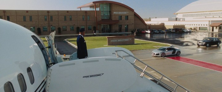 Iron Man Filming Locations | Airport