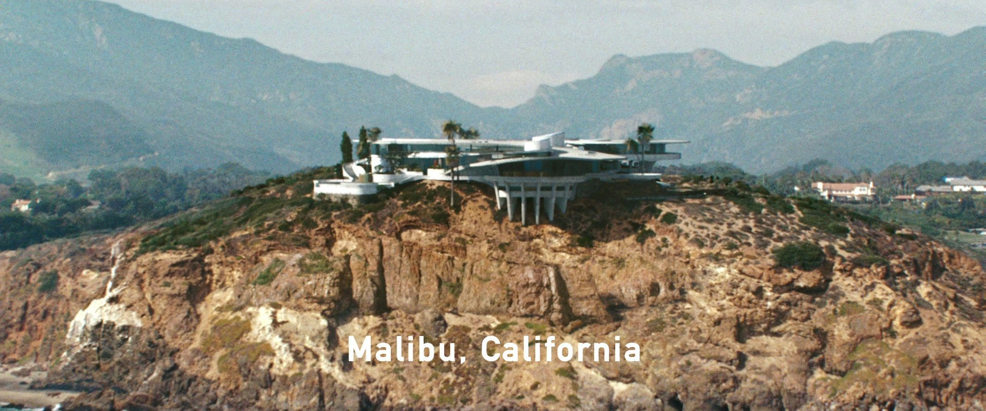 Iron Man Filming Locations | Malibu Mansion