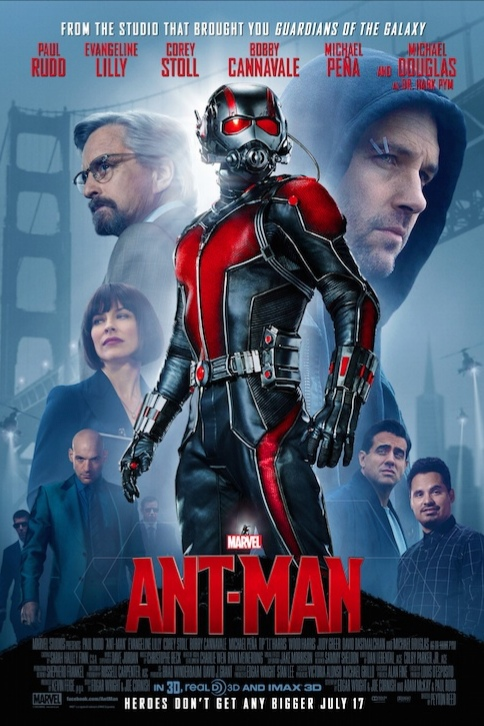 Marvel Movie Marathon | Ant-Man