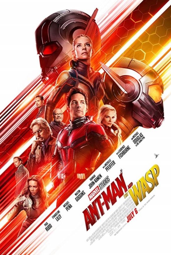 Marvel Movie Marathon | Ant-Man and Wasp