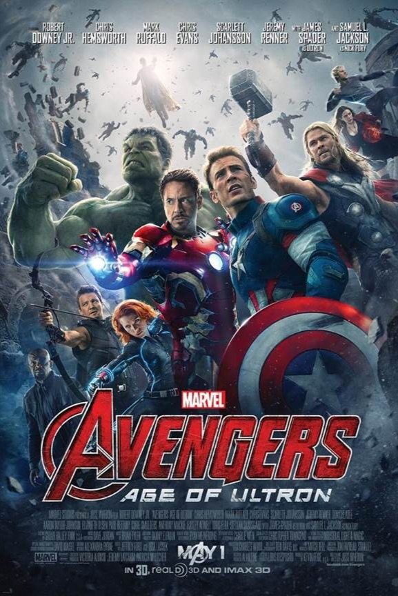 Marvel Movie Marathon | Avengers: Age of Ultron