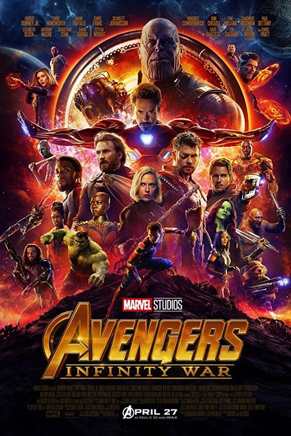 Marvel Movie Marathon | Avengers: Infinity War