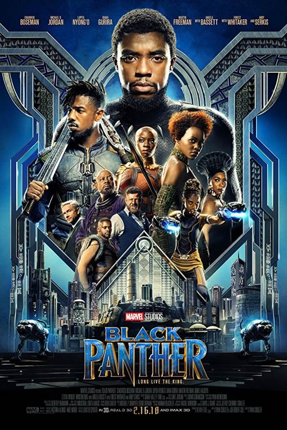 Marvel Movie Marathon | Black Panther