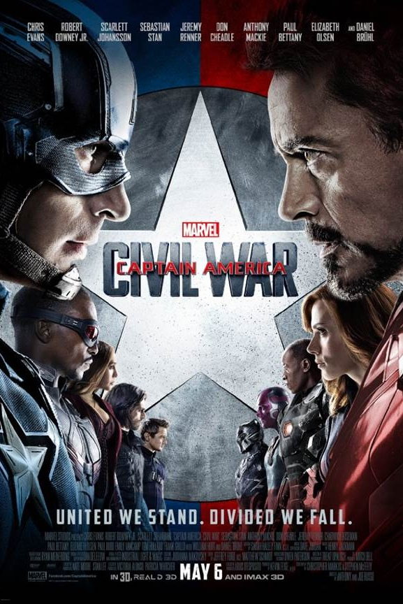 Marvel Movie Marathon | Captain America: Civil War