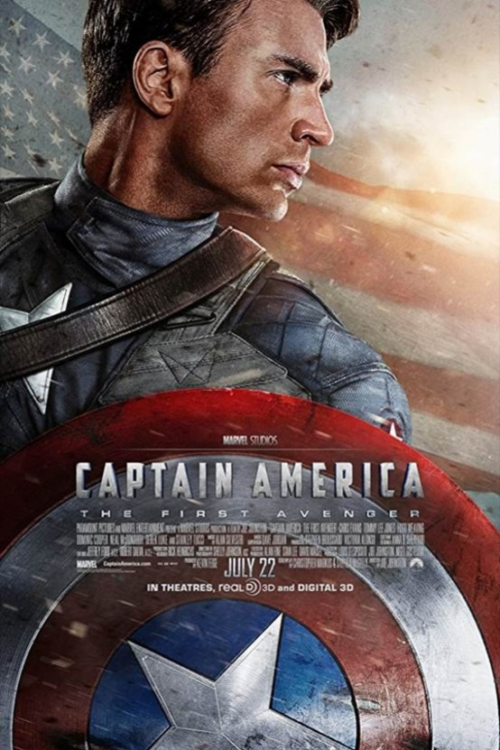 Marvel Movie Marathon | Captain America: The First Avenger