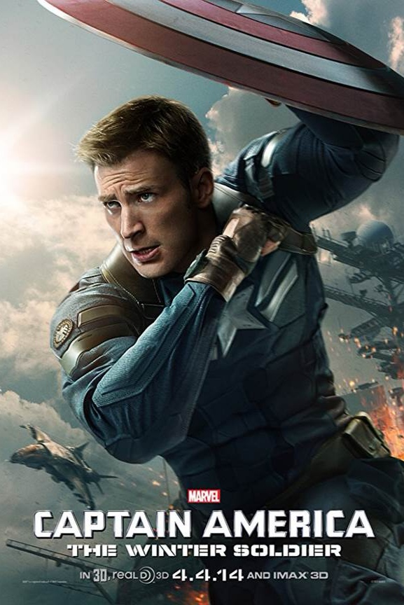 Marvel Movie Marathon | Captain America: The Winter Soldier