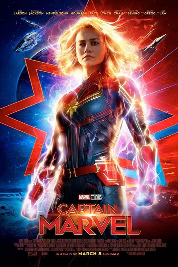 Marvel Movie Marathon | Captain Marvel