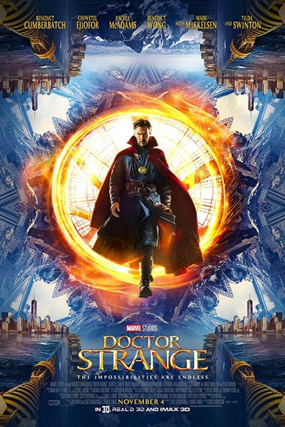 Marvel Movie Marathon | Doctor Strange
