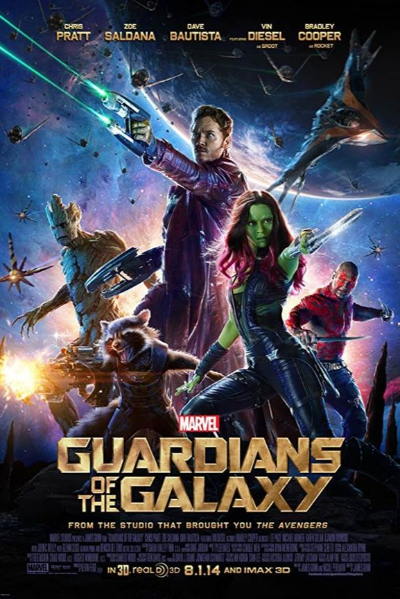 Marvel Movie Marathon | Guardians of the Galaxy