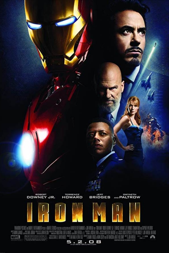 Marvel Movie Marathon | Iron Man