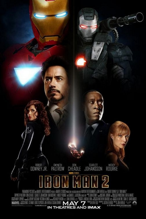 Marvel Movie Marathon | Iron Man 2
