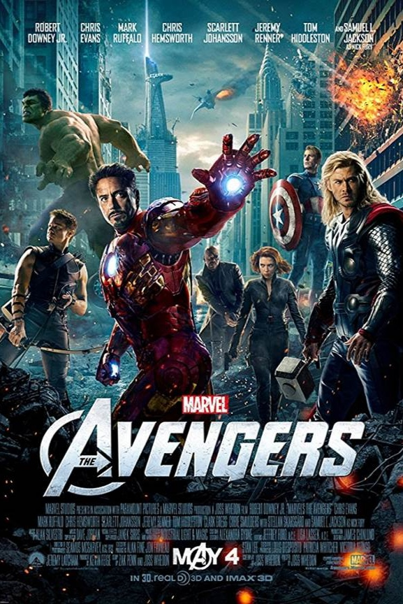 Marvel Movie Marathon | The Avengers