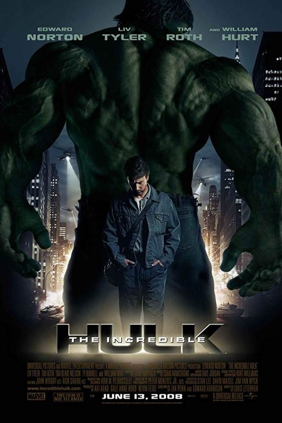 Marvel Movie Marathon | The Incredible Hulk