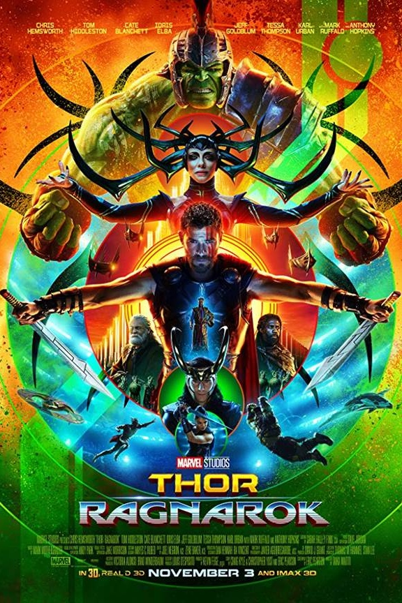Marvel Movie Marathon | Thor: Ragnarok