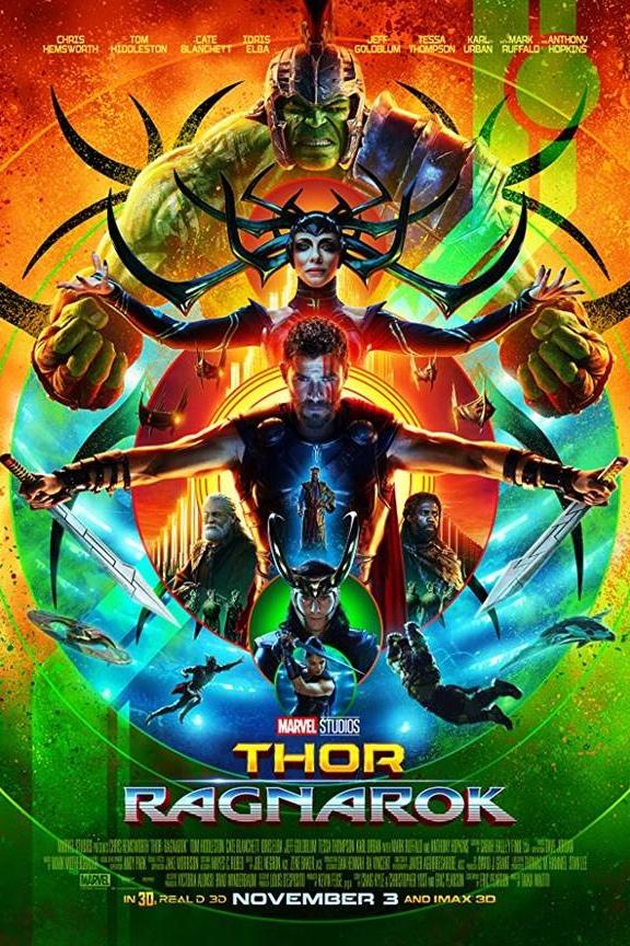 Marvel Movie Marathon | Thor: Ragnarok