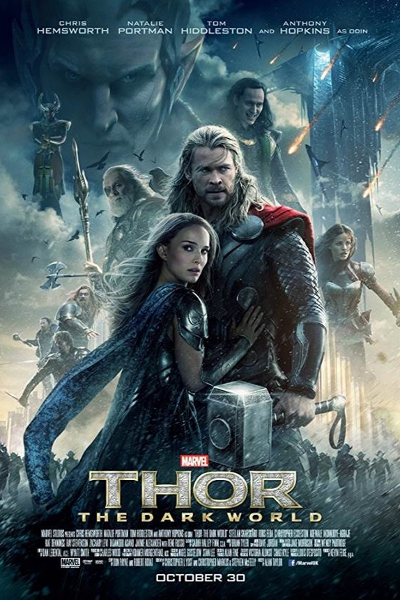 Marvel Movie Marathon | Thor: The Dark World