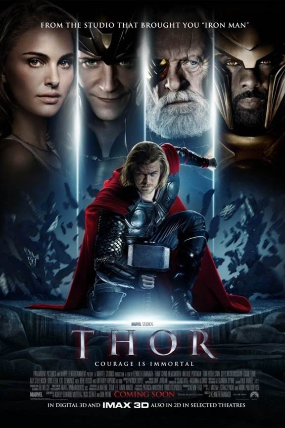 Marvel Movie Marathon | Thor