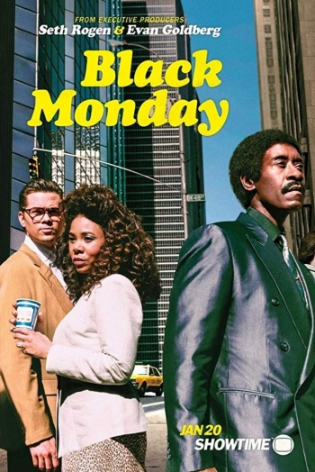 Most Anticipated TV Shows Coming in January | Black Monday