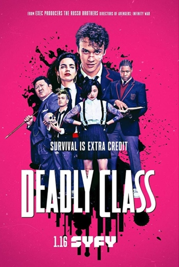 Most Anticipated TV Shows Coming in January | Deadly Class