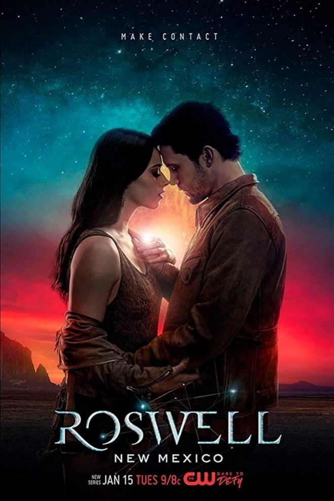 Most Anticipated TV Shows Coming in January | Roswell: New Mexico