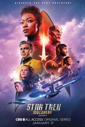 Most Anticipated TV Shows Coming in January | Star Trek Discovery