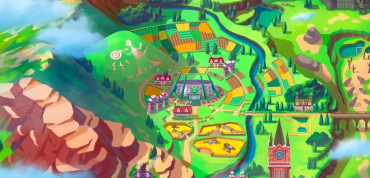 8 British Landmarks in Pokemon Sword and Shield | Cerne Abbas Giant