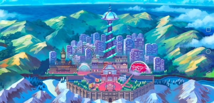 8 British Landmarks in Pokemon Sword and Shield | Big Ben, London