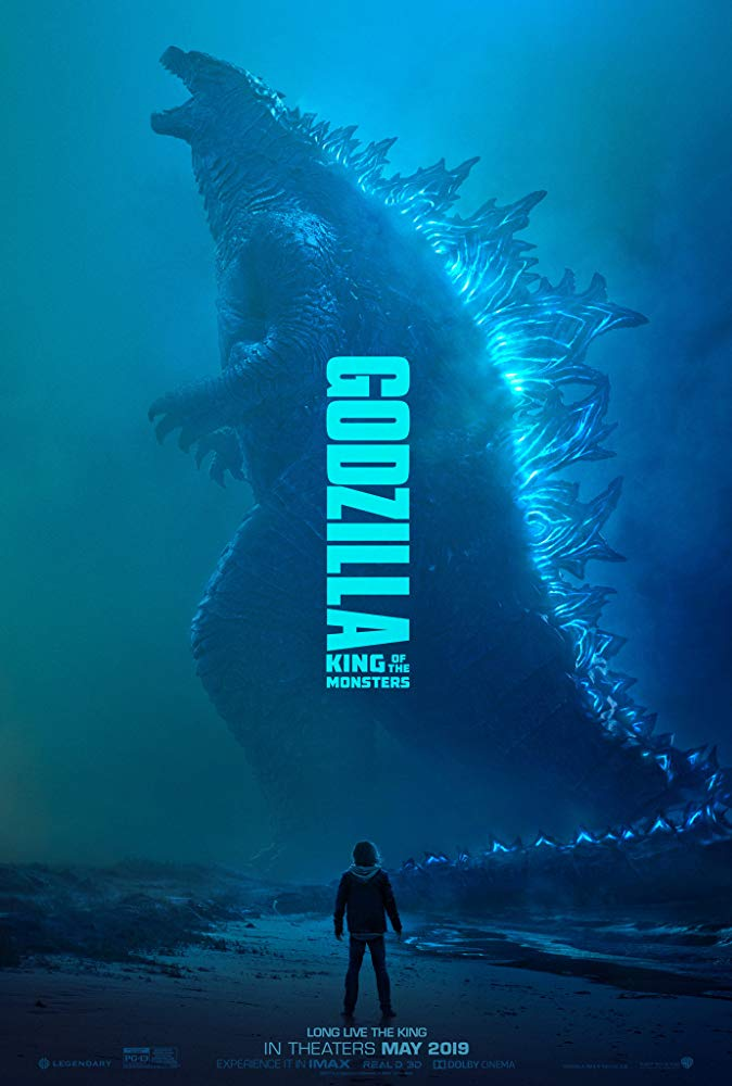 18 Most Anticipated Movies of 2019 | Godzilla: King of Monsters