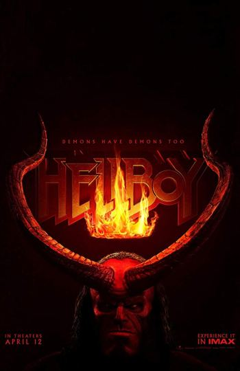 18 Most Anticipated Movies of 2019   Hellboy