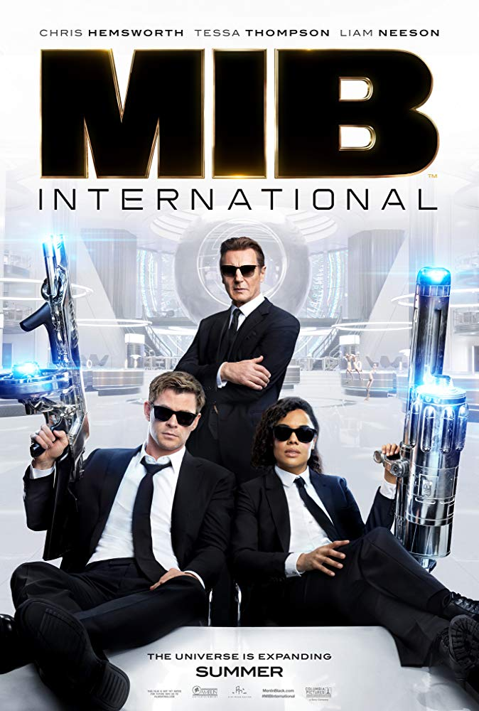 18 Most Anticipated Movies of 2019 | Men In Black International