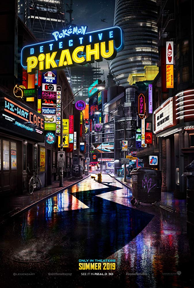 18 Most Anticipated Movies of 2019 | Pokemon: Detective Pikachu