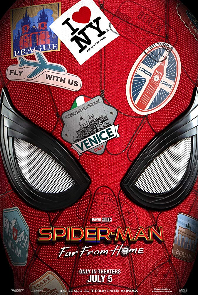 18 Most Anticipated Movies of 2019 | Spider-Man: Far From Home
